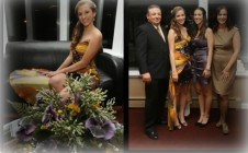 Victoria's Sweet 16 Brookville Country Club Montage