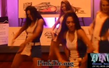 Pink Tie Event – New York Knicks Cheerleaders