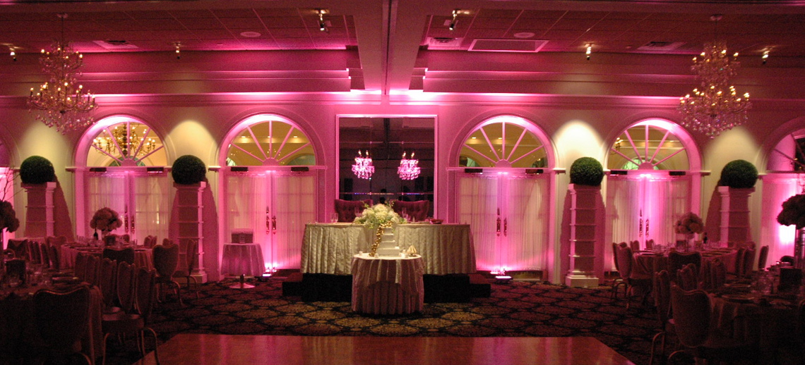 up lighting for parties